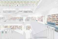 nice Stuttgart City Library | Yi Architects Check more at http://www.arch2o.com/stuttgart-city-library-yi-architects/