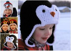 Crochet Christmas Hats That You'll Love To Make | The WHOot