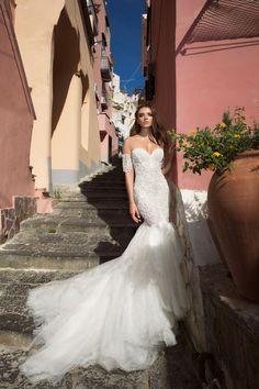 Julie Vino - Fall 2017 Napoli | Mariée: Inspiração para Noivas e Casamentos