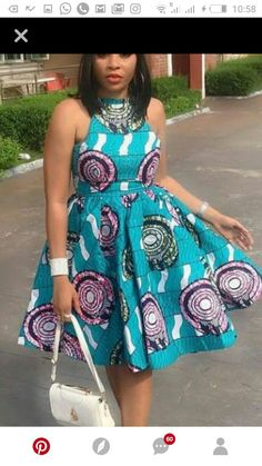 Love these modern african fashion 4017 African Fashion Ankara, Latest African Fashion Dresses, African Print Fashion, Africa Fashion, Short African Dresses, Ankara Short Gown Styles, African Print Dresses, Look Fashion, Fashion Outfits