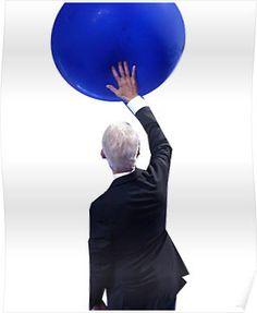 Bill Clinton and the balloon