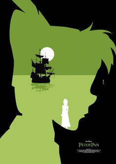 Peter Pan (1953) [1600 x 2263]