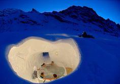 Cool hot tub idea
