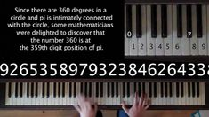 This is a song I wrote to help me memorize π, since I can memorize music easier than strings of numbers. (Pi put to music. AMAZING!!)