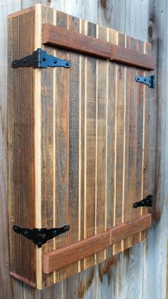 Bijoux organisateur  Armoire  armoire  mural  Mod  Rustic