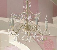 iluminacion dormitorio : Románticas Lámparas para la Habitación de las Niñas