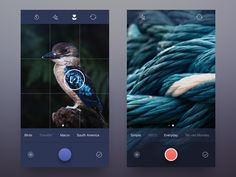 Camera for Pixty designed by Alexander Zaytsev. Connect with them on Dribbble; the global community for designers and creative professionals. Video Camera App, Camera Apps, Hotel App, Web Design Tips, Ux Design, Mobile Ui Design, Mobile App Ui, Android, Website Design Inspiration