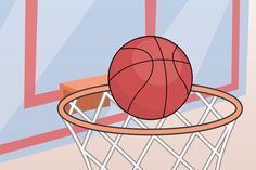 How to Draw a Basketball -- via wikiHow.com