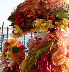 https://flic.kr/p/4rVDxo | Masked character, Venice Carnival 2008 (IMG_3337a) | Taken at the Carnivale in Venice, January 2008.