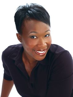 Joy Reid (born Joy-Ann Reid) political analyst and TV host. She is the host of the Reid Report on MSNBC, managing editor of theGrio.com, editor of the ReidReport.com, & political columnist for the Miami Herald. She also served as state deputy communications director for America Coming Together, which registered 50,000 voters in Florida. She is a graduate of Harvard University.