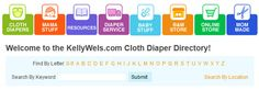 Inexpensive Advertising and Exposure for your Cloth Diaper Business on KellyWels.com!