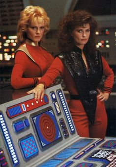 """gameraboy: """"June Chadwick as Lydia and Jane Badler as Diana in V """" - Movies - Buvizyon 80s Tv Series, Original Tv Series, Film Serie, V Tv Show, Tv Show Games, Sci Fi Movies, Movie Tv, Faye Grant, Science Fiction"""