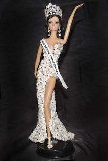 La Barbie más guapa del universo | parralillense
