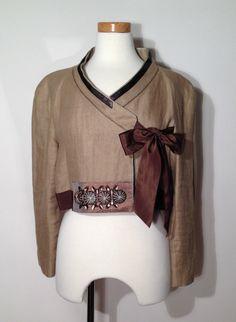 Philosophy di Alberta Ferretti jacket Retail: $725.00 Our Price: $115