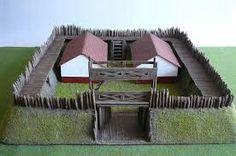 Roman fort
