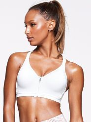 d6016fcb81665 Incredible by Victoria Sport Front-close Sport Bra - Victoria Sport -  Victoria s Secret Athletic