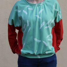 schnittchen patterns (@schnittchenpatterns) • Instagram-Fotos und -Videos Pullover, Sewing Patterns, Graphic Sweatshirt, Sweatshirts, Videos, Sweaters, Instagram, Fashion, Pictures