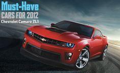 Definite must-have! Camaro Zl1, Chevrolet Camaro, Lineup, Bmw, Chevy Camaro