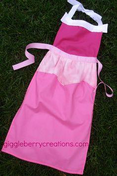 Idea: Princess Dress-Up Aprons