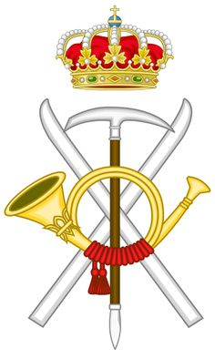spanish military forces | Archivo:Emblem of the Spanish Army Mountain Forces.svg - Wikipedia, la ...