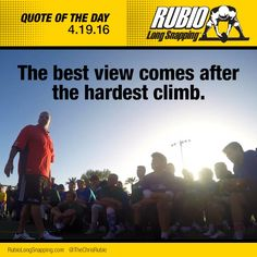 Quote of they Day! #TeamRubio #RubioFamily