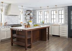A Small Kitchen Becomes a Spacious and Modern Oasis Photos | Architectural Digest