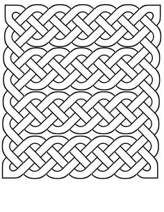 Printable Celtic Designs.. I'm planning to use these as inspirations for applique and quilting designs on my quilts.