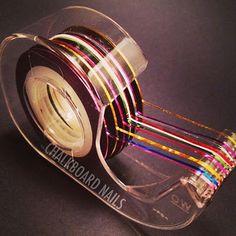 Striping Tape Storage