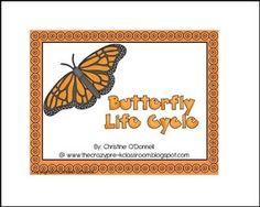 "FREE SCIENCE LESSON - ""Butterfly Life Cycle Anchor Chart freebie!"" - Go to The Best of Teacher Entrepreneurs for this and hundreds of free lessons. Pre-Kindergarten - 2nd Grade   http://www.thebestofteacherentrepreneurs.org/2017/03/free-science-lesson-butterfly-life.html"