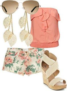 I absolutely love this outfit. It is my dream outfit ! Passion For Fashion, Love Fashion, Fashion Beauty, Fashion Outfits, Fashion Ideas, Fashion Trends, Short Outfits, Summer Outfits, Cute Outfits