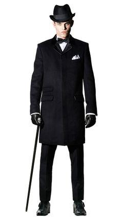STEAMPUNK FASHION FOR MEN   Alexander McQueen   Men's Victorian and Steampunk Clothing