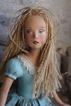 ...art doll by Nancy Wiley...