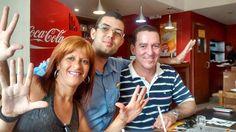 Meus amigos do PRB, Meire e o Deputado Federal por SP, Bispo Vinicius Carvalho.