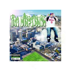 The Dispensary Mixtape-HizzeyExecutive Engineer- Casey JamesXpressions Entertainment 2014