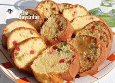 Meyveli Kek Tarifi Bizbayanlar.com  #KabartmaTozu, #KuruMeyve, #SıvıYağ, #Süt, #TozŞeker, #Un, #Vanilya, #Yumurta,#KekTarifleri http://bizbayanlar.com/yemek-tarifleri/tatli-tarifleri/kek-tarifleri/meyveli-kek-tarifi/