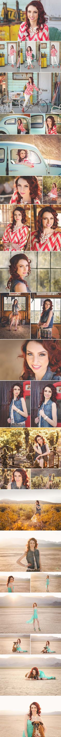 Savannah | Las Vegas Senior Photographer