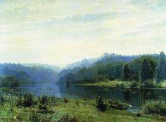 ivan shishkin art   Ivan Shishkin - Nizhny Novgorod State Art Museum Ж-95 ...