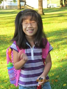 What would it be like to adopt a child with a visual impairment?