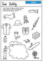 Free Bike Safety Printables | ... & mathematics. Kids activity games, worksheets and lesson plans