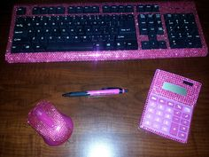 My office bling ♥ it