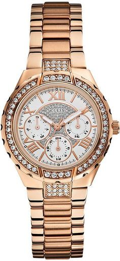 Win this Guess watch! Create a board with your Valentine's Day Wishlist of watches from JacobTime.com! Submit it to our Facebook contest!