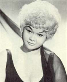 I adore old classic jazz music and Etta James is my favorite artist.