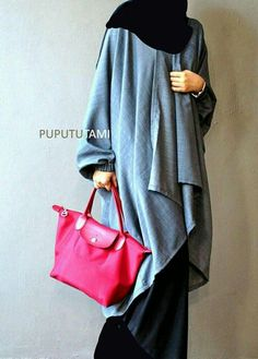 Hijab pinkbag
