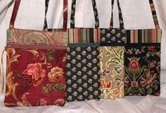 Runaround Bag by Lazy Girl Designs. I can't wait to make LOTS of these!