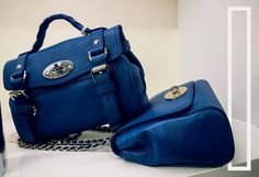 Cool portraits at our store today!  Mulberry Deep Blue for this saturday morning.