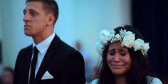 Um vídeo que mostra a tradicional dança tribal neozelandesa haka apresentado como presente surpresa num casamento já foi visto milhões de vezes no mundo todo.   Pensa