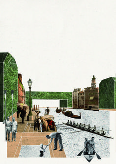 false mirror office is a collective of Architects from Genoa.
