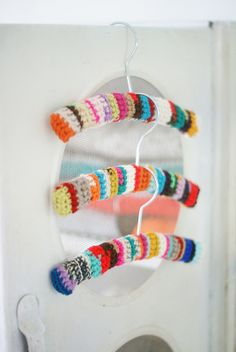 wood & wool hangers london crochet