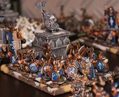 Warhammer Dwarfs, Warhammer Aos, Warhammer Fantasy, Fantasy Dwarf, Fantasy Battle, Kharadron Overlords, Small Soldiers, Fantasy Miniatures, Paint Ideas