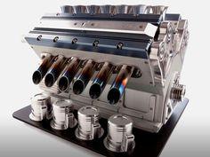 Espresso Veloce : el café motorizado